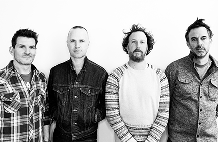 Guster is an American alternative rock band from Boston, Massachusetts