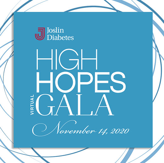 High Hopes Gala Modal