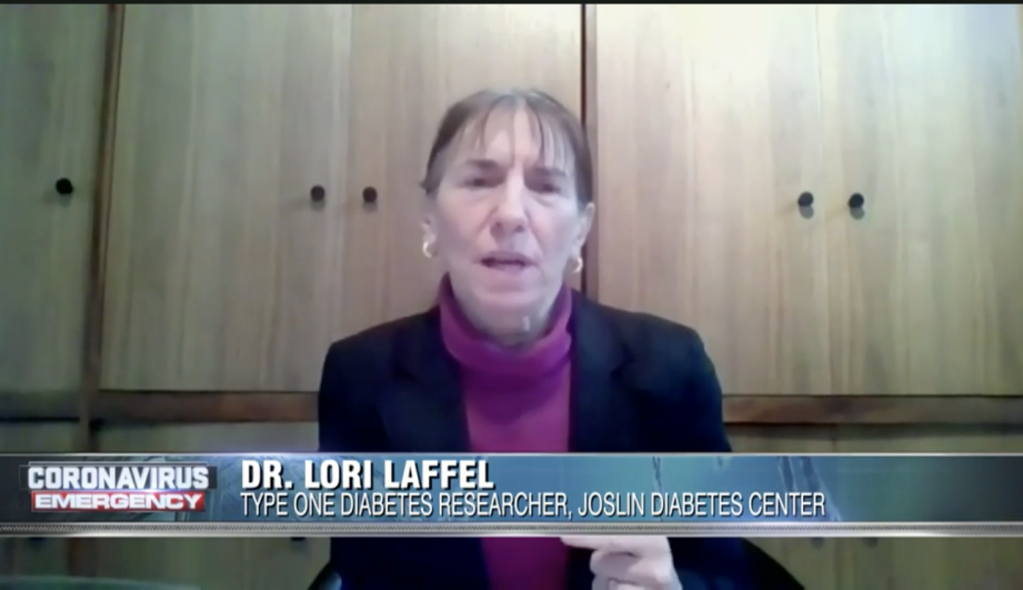 Dr. Lori Laffel on 7 News Boston