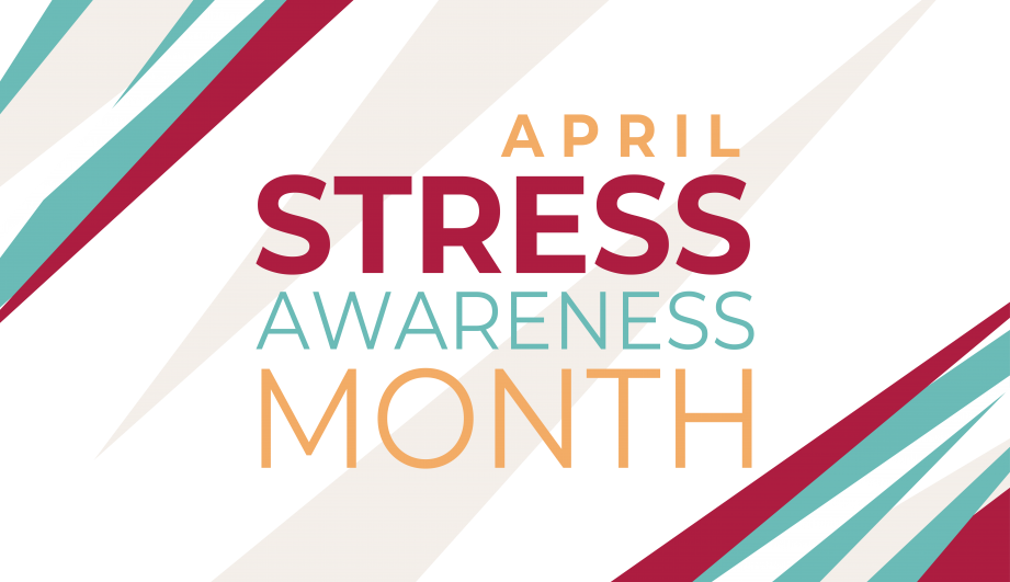 Stress Awareness Month image