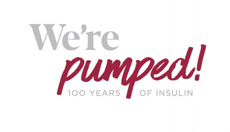 We're Pumped logo