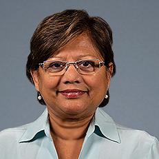 Sabera Shah, Opthalmologist