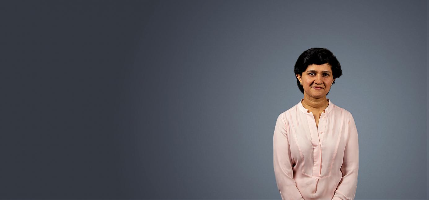 Bharti Deswal
