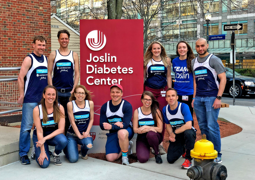 Team Joslin Group Shot