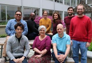 Joslin research team group photo